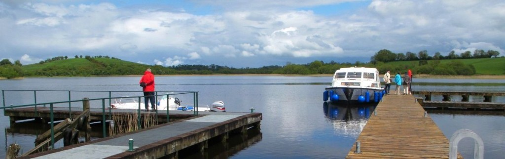 Northern Ireland: Peace and tranquility up River Erne.
