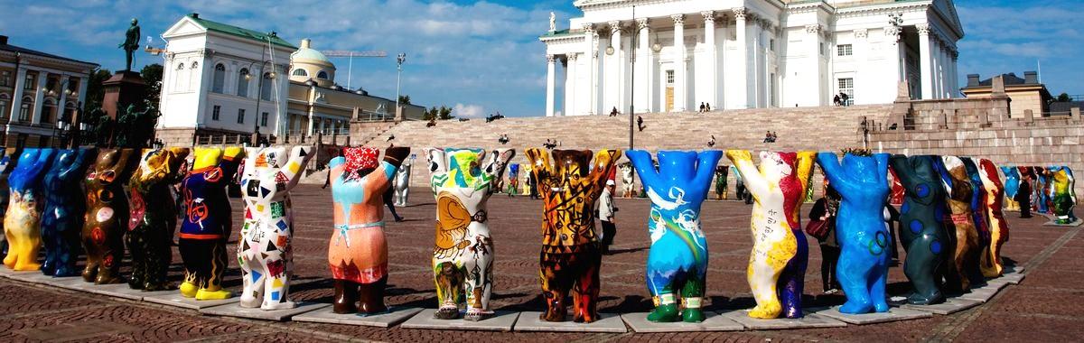 LGBTI: Colourful and diverse Helsinki.