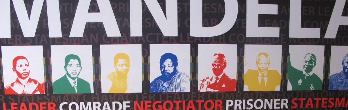 The Nelson Mandela Museum in Howick: Freedom is a basic human right.