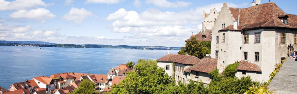 The Palace Meersburg used to be the seat of Prince Bishops.