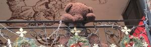 The strange Story of the Teddy Bear