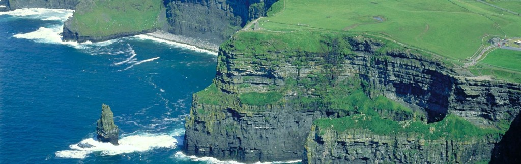 The Cliffs of Moher - Ireland's most spectacular scenery
