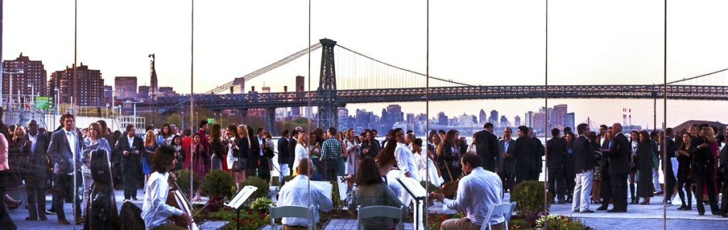 New York City: Opening party of the Duggal Greenhouse