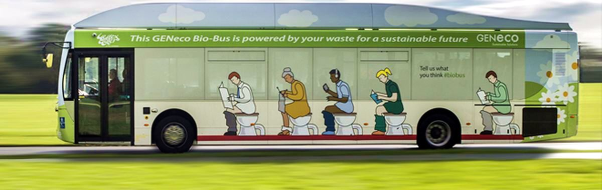 Biogas resources: Hop on the bus, Gus!