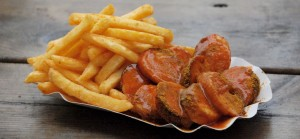 The Currywurst conquers London
