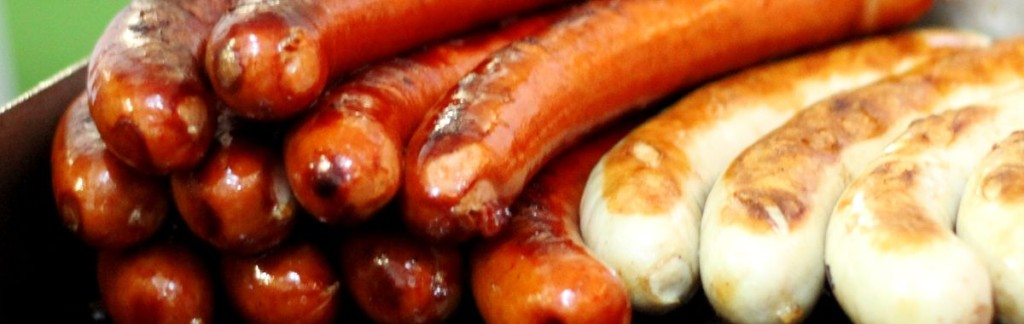 Grilled sausages: Herman ze German restaurants are London's sausage dorado.
