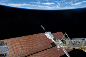Mini satellites gather data from space