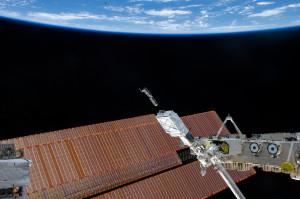Mini satellites gather data from space