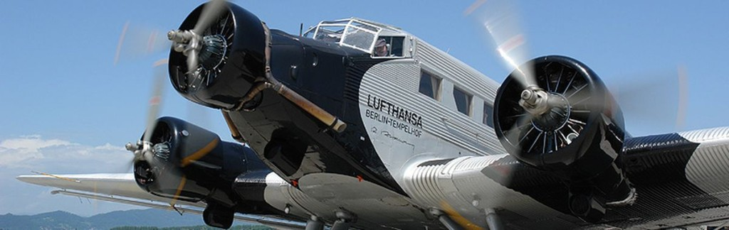 The legendary Ju 52 is a flying treasure and a fine example of German aviation heritage.