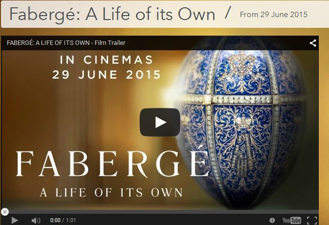 The House of Fabergé Movie