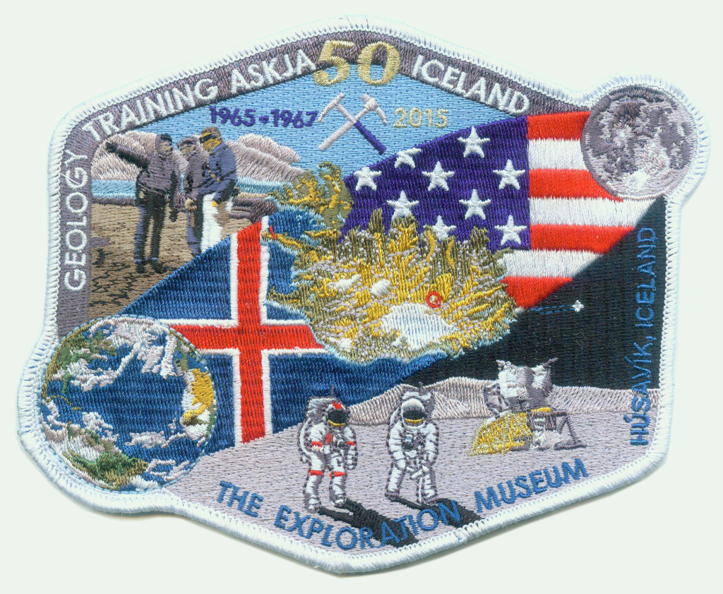 Commemorating the 50th Anniversary of the Astronaut Expedition in Iceland
