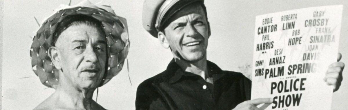 Frank Sinatra in Palm Springs