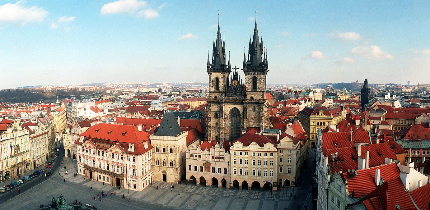 The Old Town of Prague