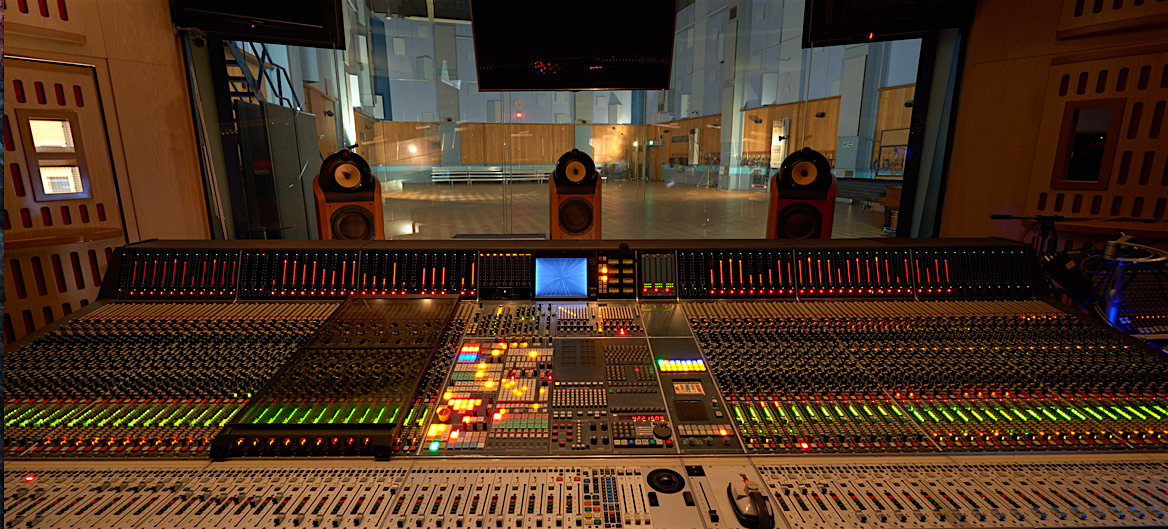 Recording and Mixing at the Abbey Road Studios