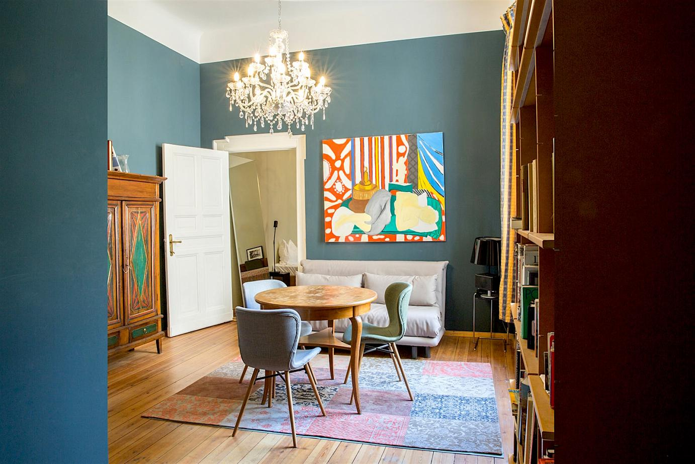A stylish suite at the Hotel Art Nouveau in Berlin_2